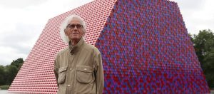 Bulgarian-born artist, Christo famous for his monumental works dies aged 84