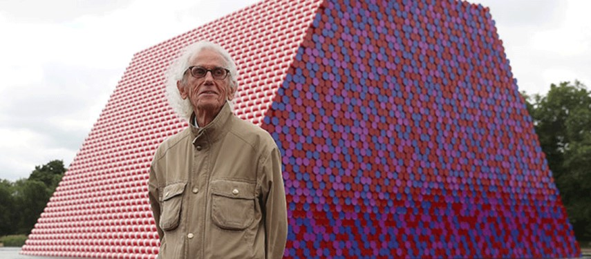 You are currently viewing Bulgarian-born artist, Christo famous for his monumental works dies aged 84