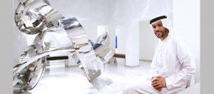 مطر بن لاحج: ينبغي إطلاق أكاديميات مصغّرة للفنون في الإمارات