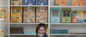 Moscow's annual book fair draws crowds despite coronavirus curbs