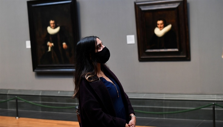 National Gallery becomes first major London museum to reopen