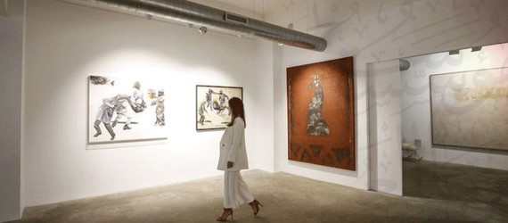 Art as a catalyst for human connection in the MENA region