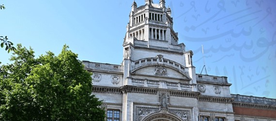 Fine art, facemasks: London's Victoria and Albert Museum reopens