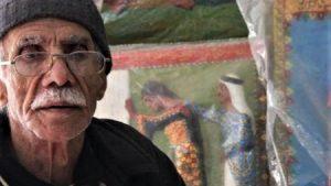 وفاة التشكيلي الفلسطيني المخضرم عبد الحي مسلم
