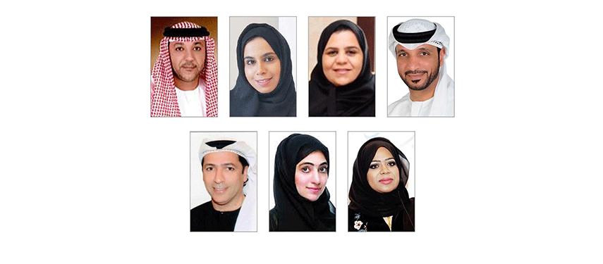 إعادة توزيع المناصب الإدارية لاتحاد كتاب وأدباء الإمارات