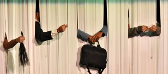 In Photos: Opening of the 27th Cairo Int'l Festival for Experimental Theatre