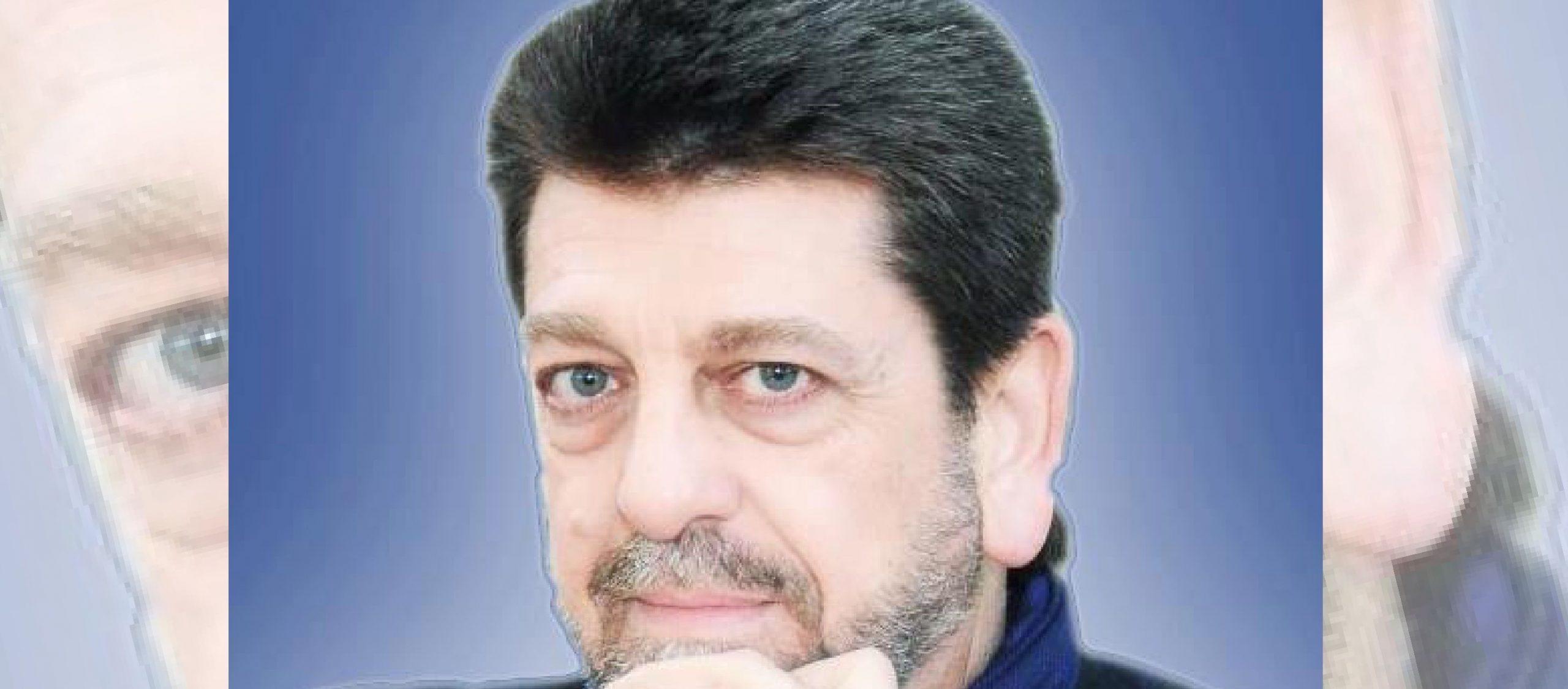 رحيل الروائي والإعلامي عدنان فرزات بعد صراع مرير مع المرض