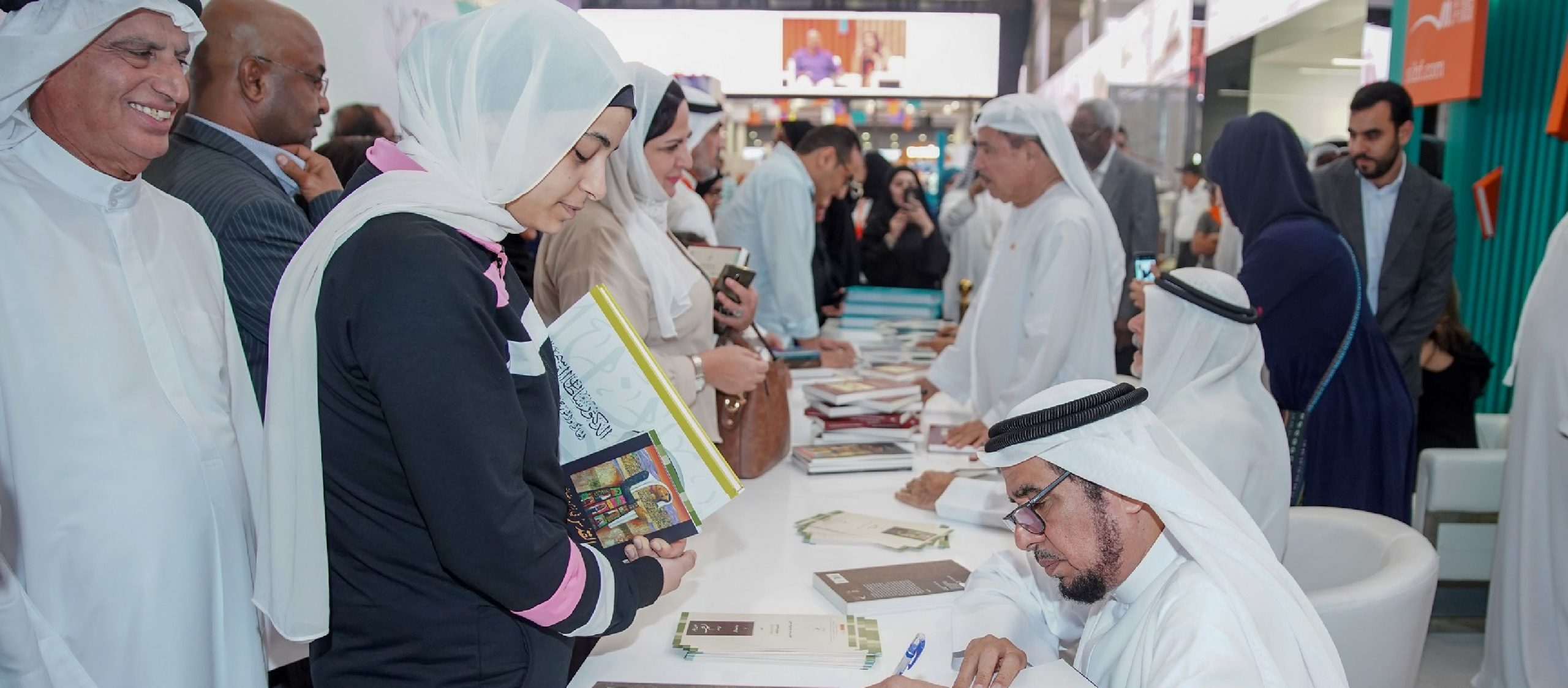 SIBF 2020's Book Signing Corner to host over 100 Arab and foreign writers