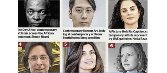 Six curators collaborate as Abu Dhabi Art goes virtual