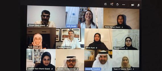 9 كتاب جُدد ينهون دورتهم التدريبية في برنامج دبي الدولي للكتابة