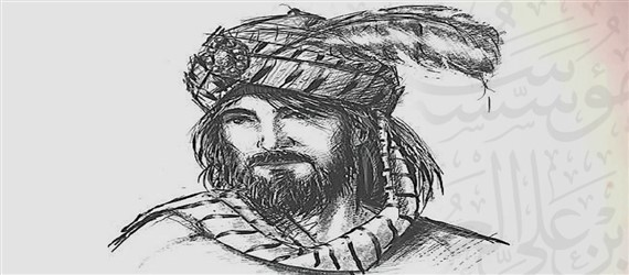 أَبَا هِنْـدٍ فَلاَ تَعْجَـلْ عَلَيْنَـا – شعر عمر بن كلثوم التغلبي