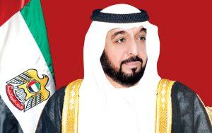 خليفة يصدر مرسوماً بقانون لإنشاء المكتب الإعلامي لحكومة الإمارات