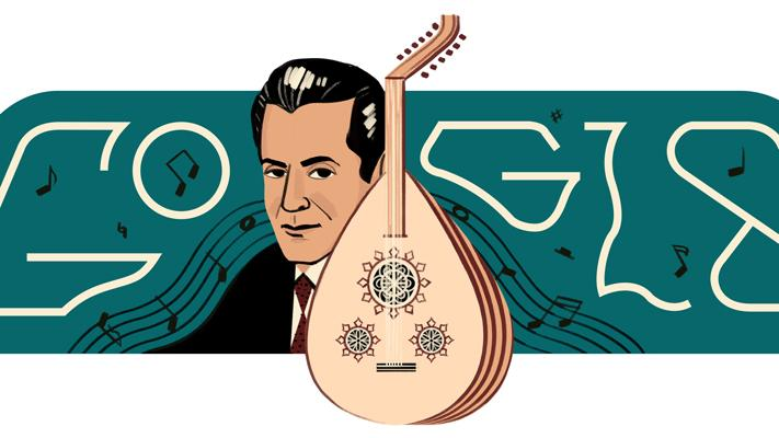 Who is Farid Al Atrash? Google Doodle pays homage to 'king of the oud'