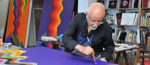 Renowned Moroccan painter Mohamed Melehi, 84, dies after contracting Covid-19