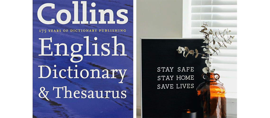 Lockdown is named word of the year by Collins English dictionary