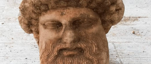 Ancient statue of Hermes dug up in Athens