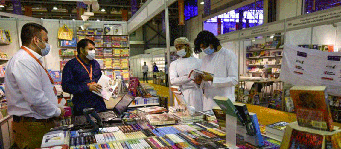 You are currently viewing New normal, new books welcome back readers at Sharjah Book Fair