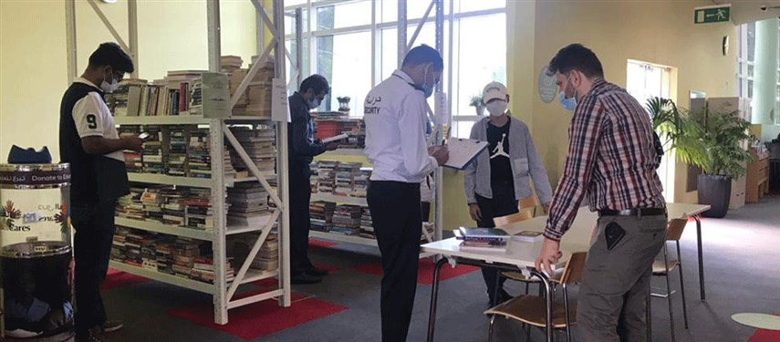 Dubai Culture organises Used-Book Fair as part of 'Dubai Reads' initiatives