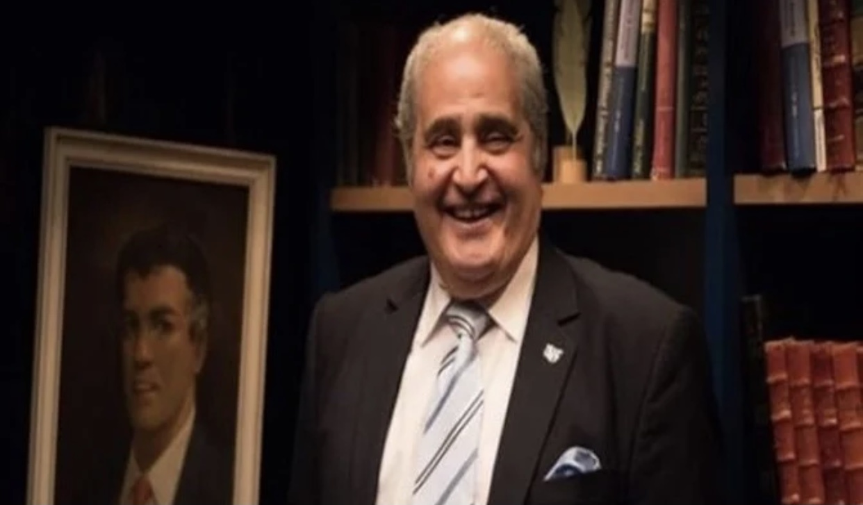 Egypt grieves for famed author Nabil Farouk