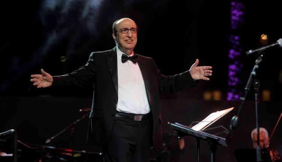 رحيل الموسيقار اللبناني الكبير إلياس الرحباني