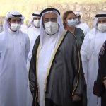 Sharjah Ruler inaugurates restoration of Bait Saeed Al Qasimi