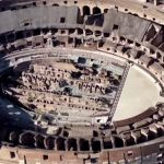 Italy unveils new hi-tech floor design for Colosseum area