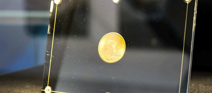 You are currently viewing US gold coin sells for record $18.87 mn at Sotheby's auction