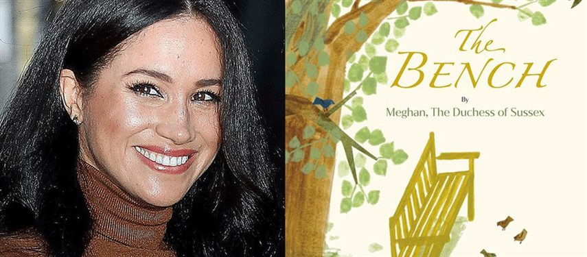 'The Bench': Meghan Markle releases children's book