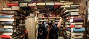 Read more about the article British author J. K. Rowling's novel series Harry Potter themed store opens in New York