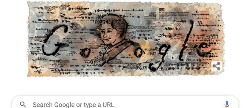 You are currently viewing Who was Maliheh Afnan? Google Doodle celebrates life of Palestinian artist