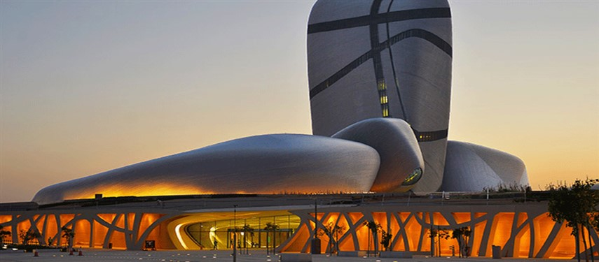 You are currently viewing King Abdulaziz Center for World Culture unveils 4th Ithra Art Prize