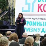 Sheikha Bodour Al Qasimi calls for diversity and cultural dialogue at the 37th IBBY Congress in Moscow