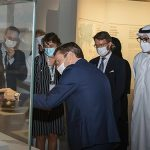 Louvre Abu Dhabi's 'Dragon and Phoenix' exhibition opens Wed.
