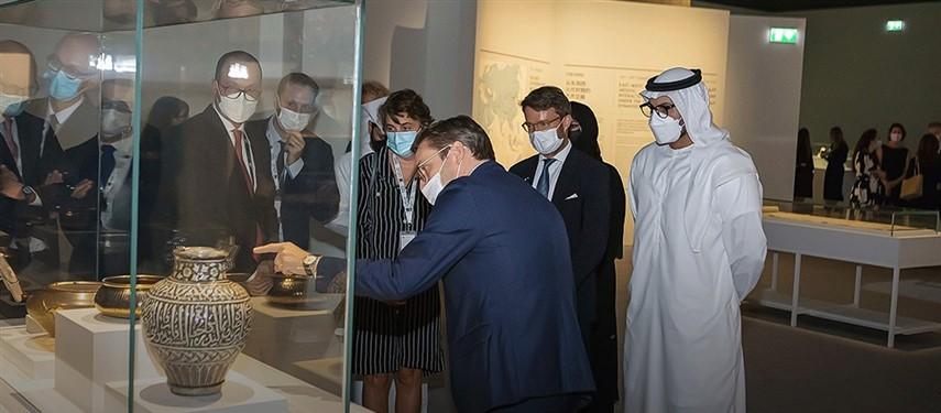 You are currently viewing Louvre Abu Dhabi's 'Dragon and Phoenix' exhibition opens Wed.