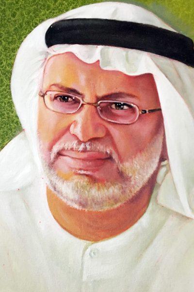 معالي / د. أنور محمد قرقاش